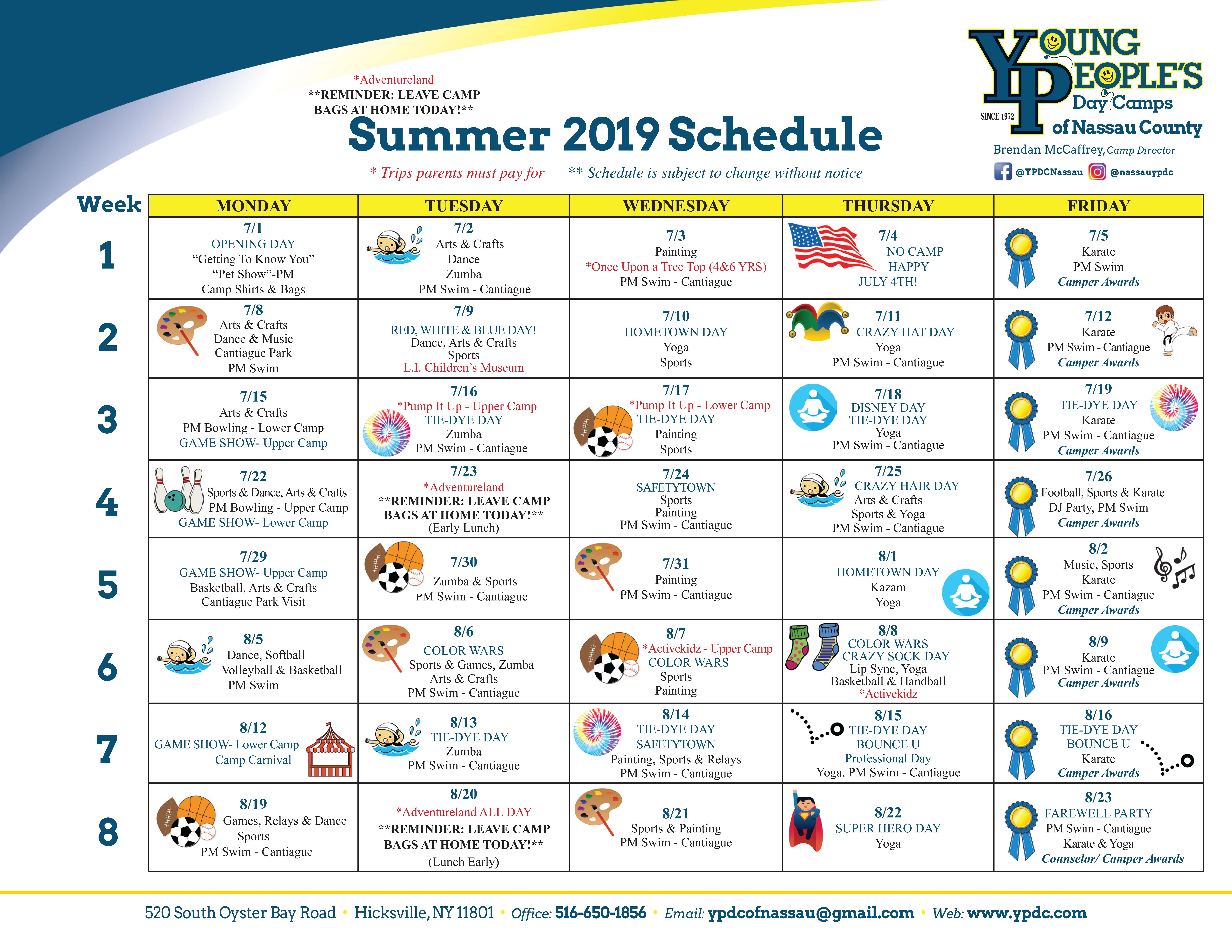 YPDC-0249-2019-Nassau-Calendar