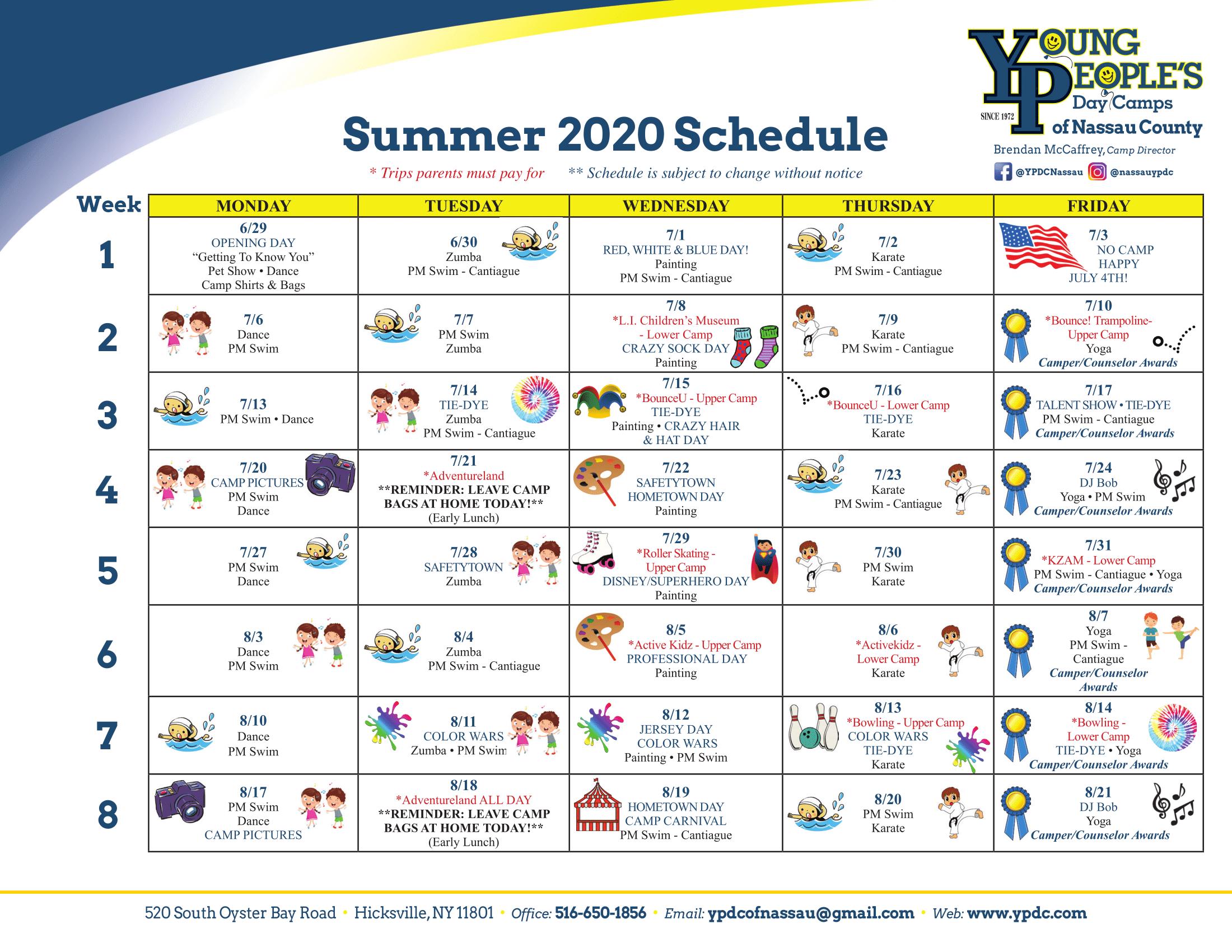 YPDC-0282 2020 Nassau Calendar-1